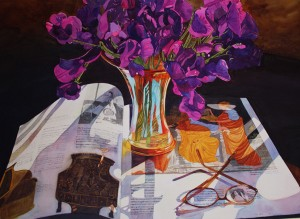 Sweetpeas and Histories