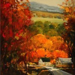 Vermont Country Fall Colors